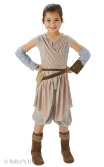 Star Wars Episode 7 Rey Deluxe Ages 5-6
